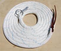 Longe Line w/ ring and carabineer